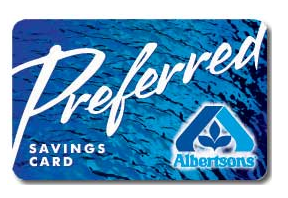 Albertsons Preferred Savings Card Logo