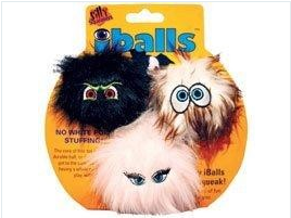 iballs dog toys picture