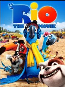 Rio Movie cover