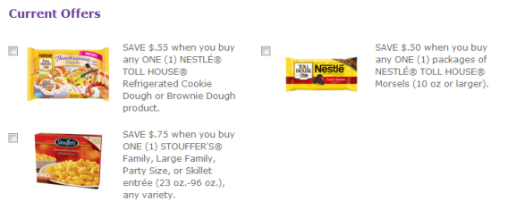Nestle thanksgiving coupon picture